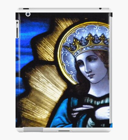 Mother Mary. iPad Case/Skin