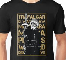 THIS IS MANGA - D LAW 4 Unisex T-Shirt