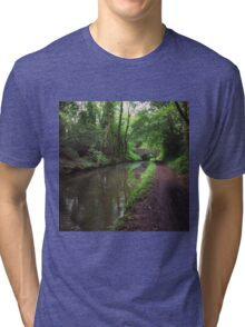 Riverside walks Tri-blend T-Shirt