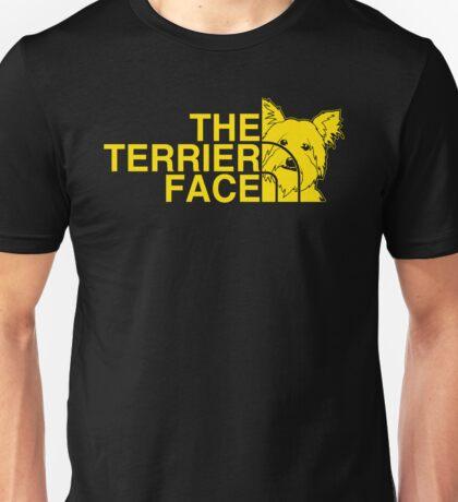The Terrier Face Unisex T-Shirt