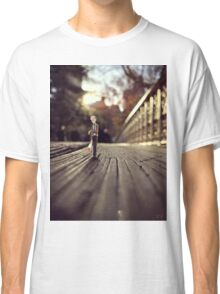 stood up - central park Classic T-Shirt