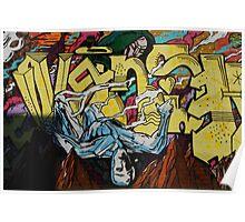 Graffiti Boys Poster