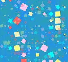 Squares mosaic by alexandr-az
