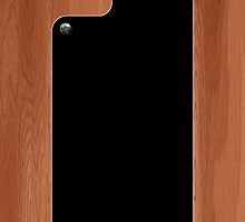 Pick Guard (iPhone Case) by Robert Meyer