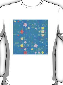 Squares mosaic T-Shirt