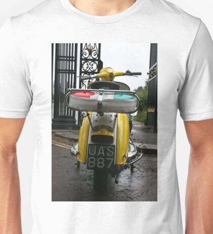 MODS REGENTS PARK Unisex T-Shirt