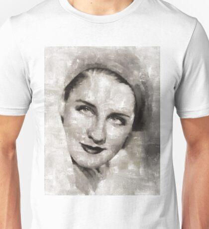 Norma Shearer, Actress Unisex T-Shirt