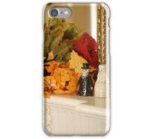 Halloween Mantle  iPhone Case/Skin