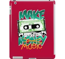 Make music iPad Case/Skin