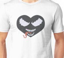 Venom Heart Unisex T-Shirt