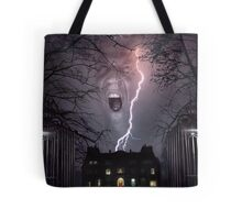 Storm House Tote Bag