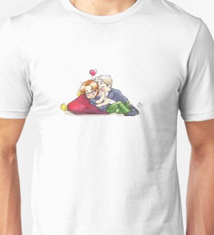 C'mon, kiss me Unisex T-Shirt
