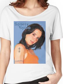 Melanie C - Sporty Spice Women's Relaxed Fit T-Shirt
