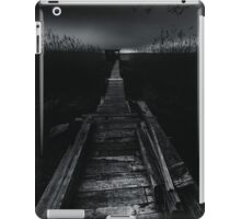 On the wrong side of the lake 2 iPad Case/Skin