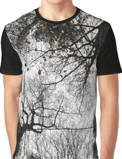 Abstract winter tree Graphic T-Shirt