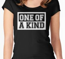 ♥♫One of A Kind - BingBang GD Rules♪♥ Women's Fitted Scoop T-Shirt