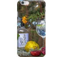 Gin and Tonic iPhone Case/Skin