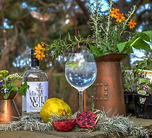 Gin and Tonic by Dean Wiles