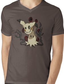 Pokemon - Mimikyu Mens V-Neck T-Shirt