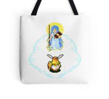 f//w cloud meeting Tote Bag
