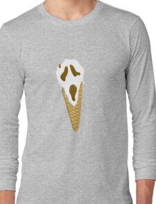 I Scream Long Sleeve T-Shirt