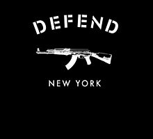 Defend Paris New York by spiceboy
