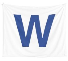 Chicago Cubs - W Flag Wall Tapestry