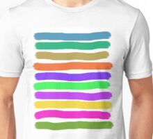 Brush Strokes #2 Veronica Unisex T-Shirt