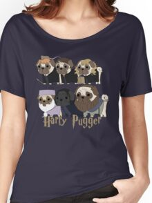 Harry Pugger Women's Relaxed Fit T-Shirt