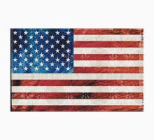 American Flag Art - Old Glory - By Sharon Cummings Kids Clothes