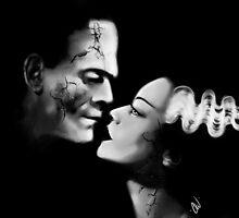Dark Love by MochaFury