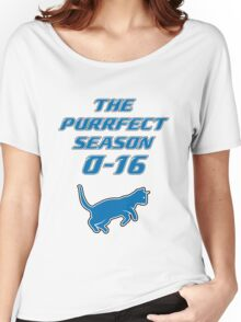 Motor City Kitties Perfect Season Women's Relaxed Fit T-Shirt