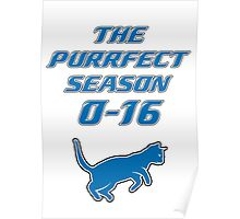 Motor City Kitties Perfect Season Poster