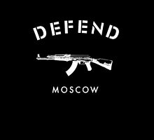 Defend Paris Moscow by spiceboy