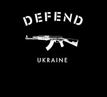 Defend Paris Ukraine by spiceboy