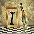 Giraffe Dreams by SuddenJim