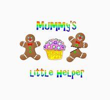 Mummy's Little Helper Womens Fitted T-Shirt