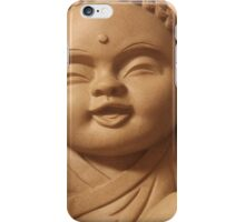 Happy Buddha iPhone Case/Skin