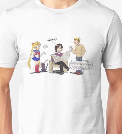 A New Client Unisex T-Shirt