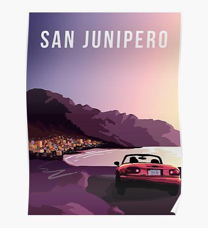 San Junipero Poster