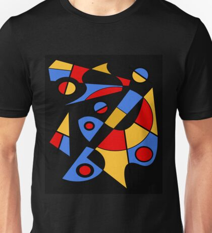 Abstract #115 Unisex T-Shirt