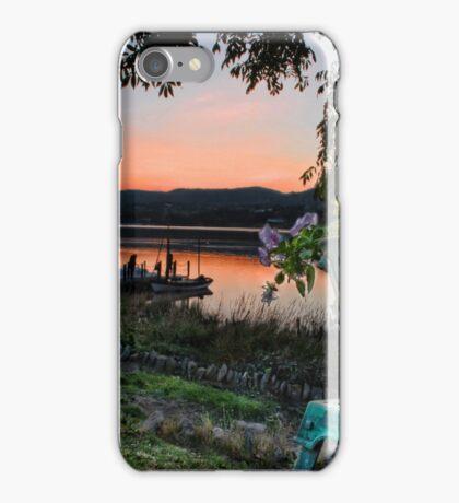 Waterside Farm iPhone Case/Skin