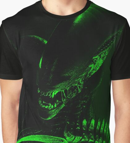 The Xenomorph Graphic T-Shirt