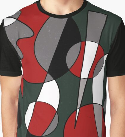 Abstract #140 Graphic T-Shirt