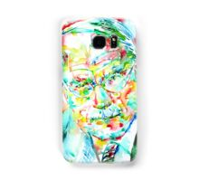 JUNG - watercolor portrait.2 Samsung Galaxy Case/Skin