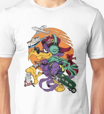 BIRD VOYAGE! Unisex T-Shirt