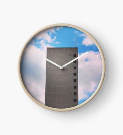 Tower block Clock
