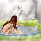 cigarette daydream by ClaudiaMelton