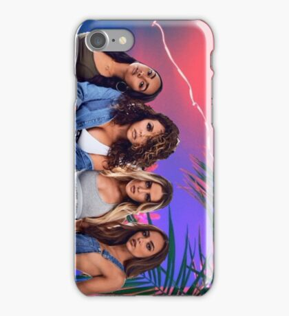 little mix & fabulous mag iPhone Case/Skin