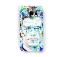 GUSTAV MAHLER - watercolor portrait Samsung Galaxy Case/Skin